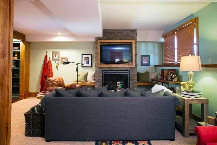 Ideas basement remodel denver that expand your space