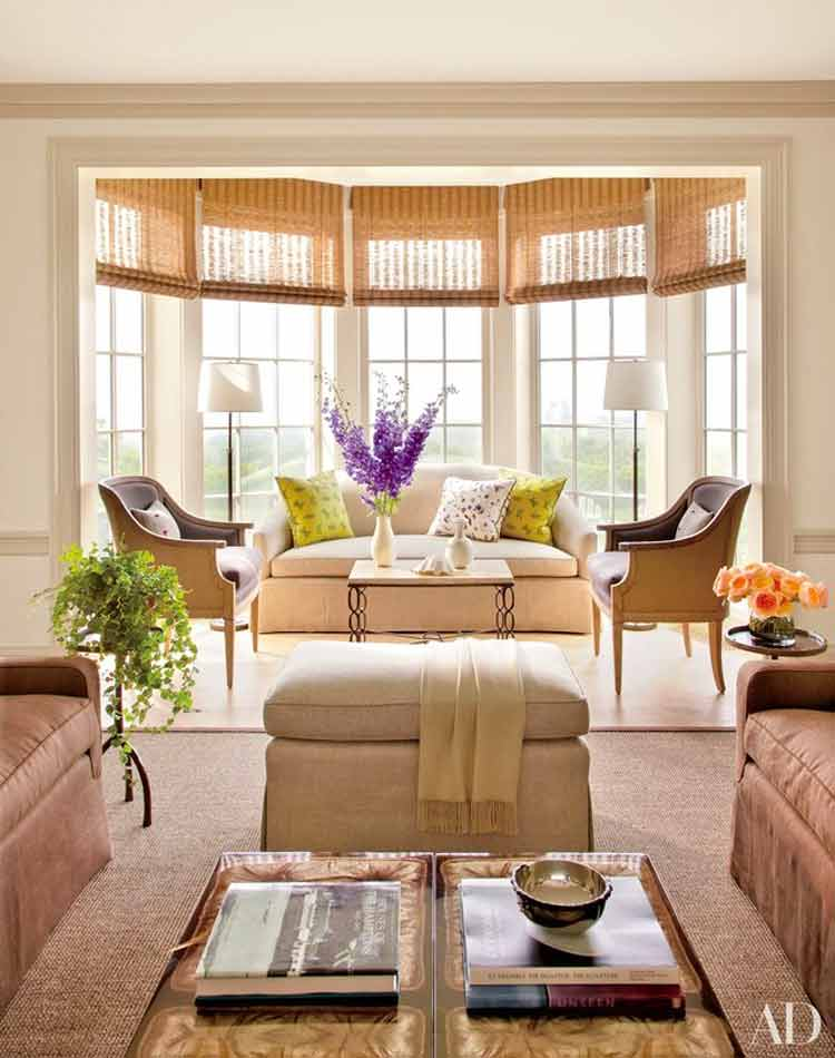 DIY bay window curtain rod things you must know