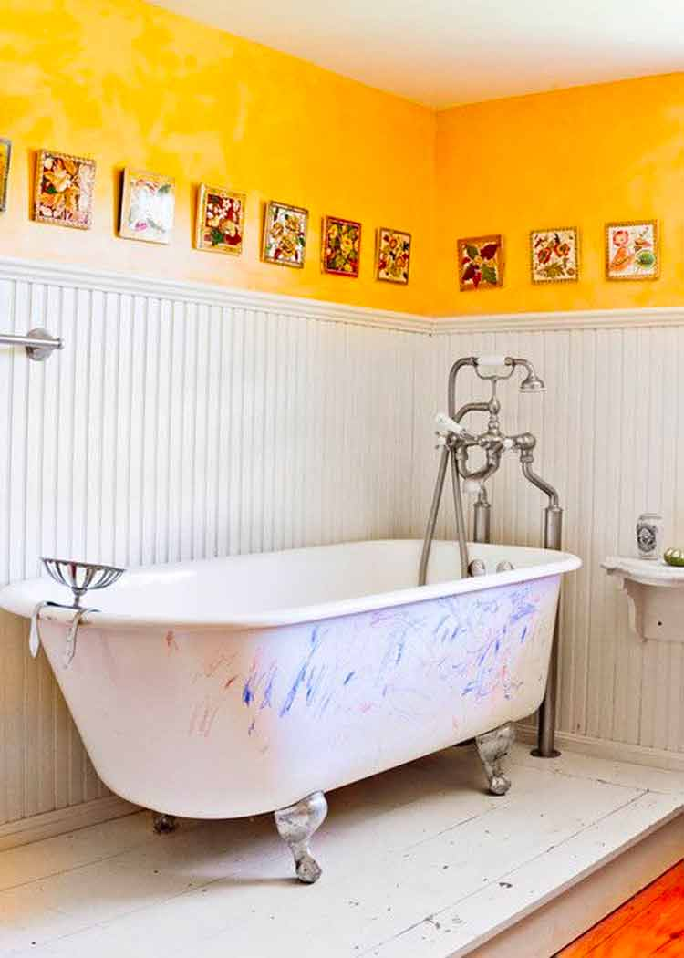 Marvelous clawfoot tub shower curtain that will blow your mind