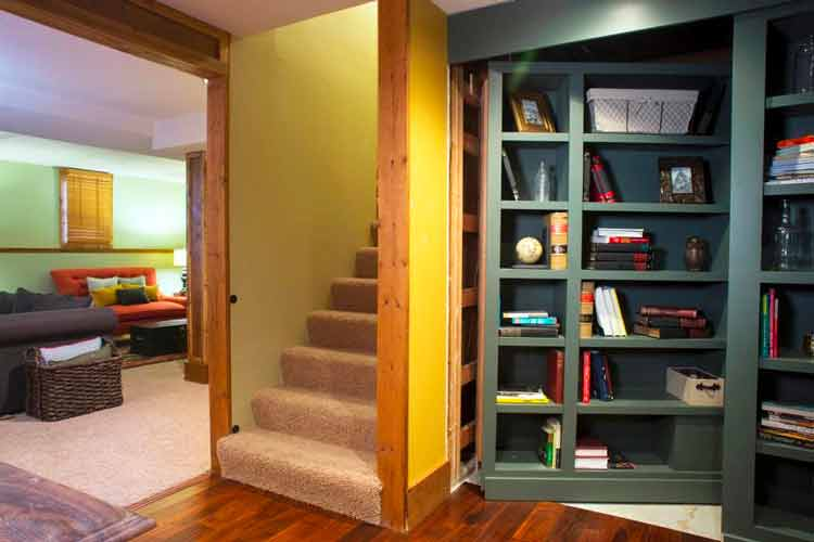 Fabulous basement remodel pics that will blow your mind