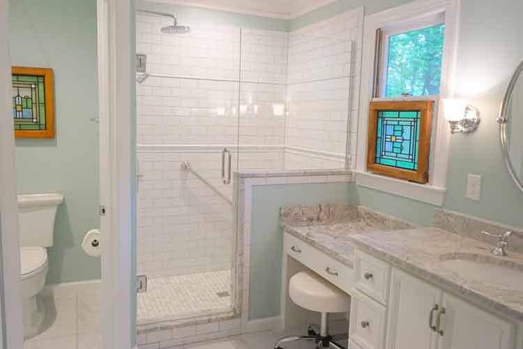 Luxury bathroom remodel before and after things you must know
