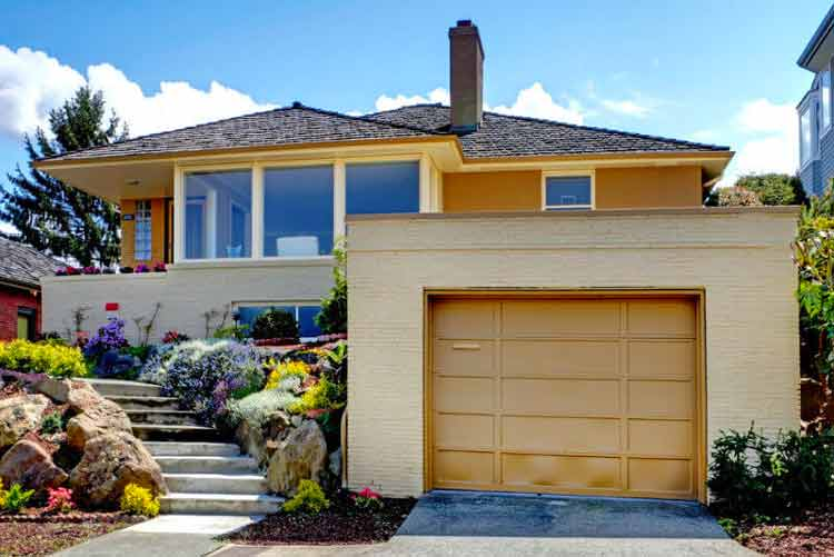 Luxury wood look garage doors things you must know