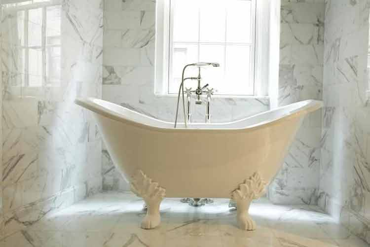 Incredible cast iron clawfoot tub For Your New Home