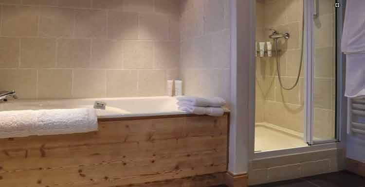 Amazing bathtub to shower remodel that will inspire you