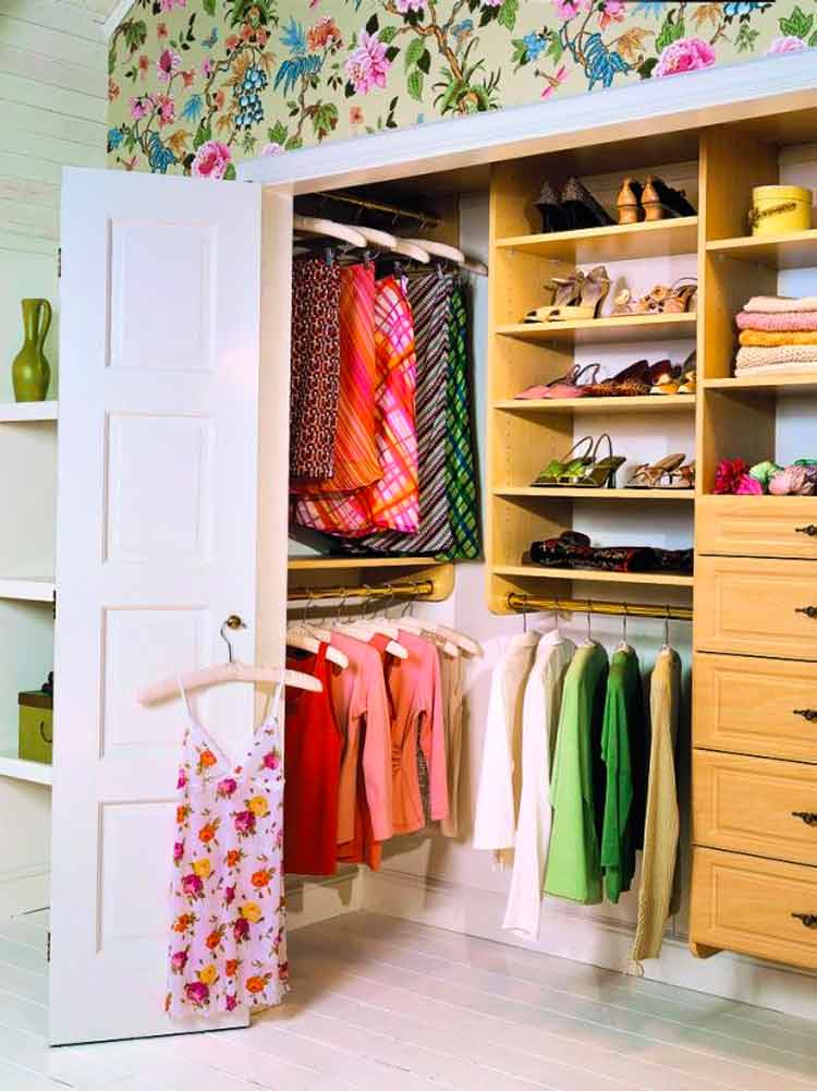 Amazing Cheap Closet Remodel That Will Inspire You