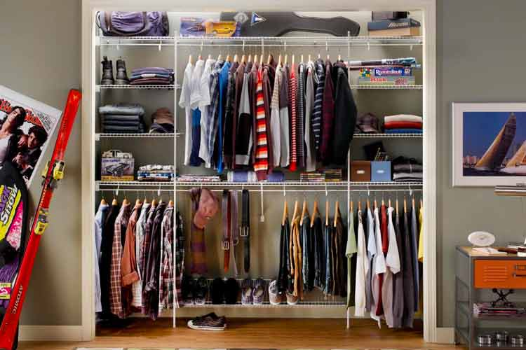 Fabulous closet remodel kits that will inspire you