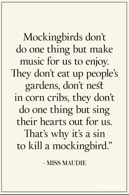 To Kill A Mockingbird Quotes, By Harper Lee