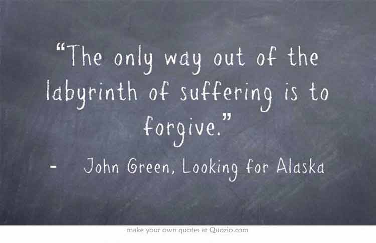 Looking For Alaska Quotes, Book By John Green