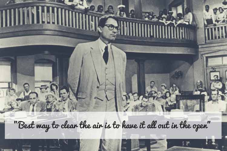 to kill a mockingbird racism quotes