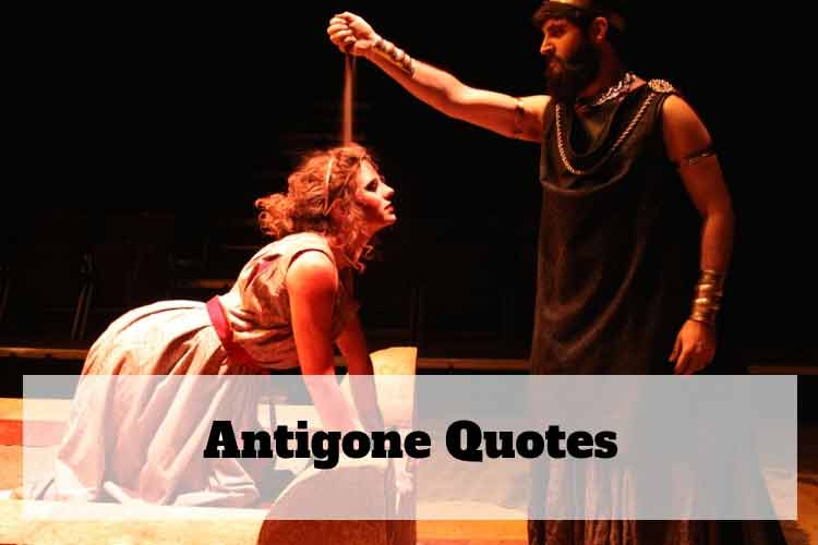 antigone pride quotes