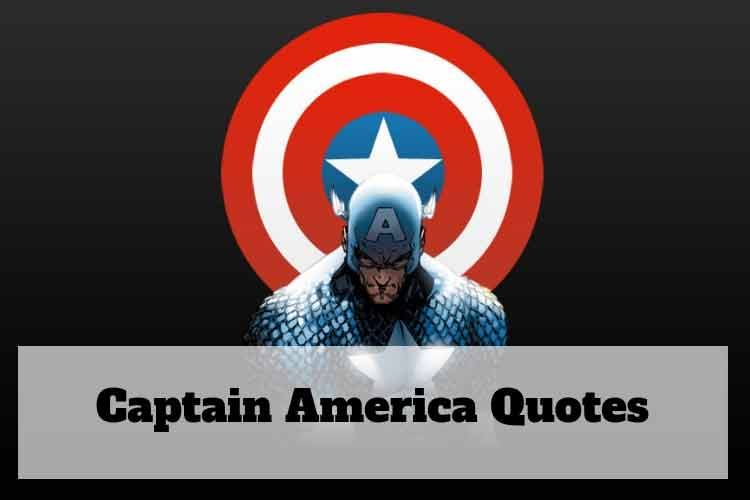 amazing captain america quotes the first avenger ever