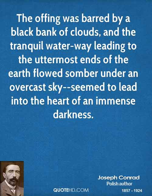 heart of darkness imperialism quotes
