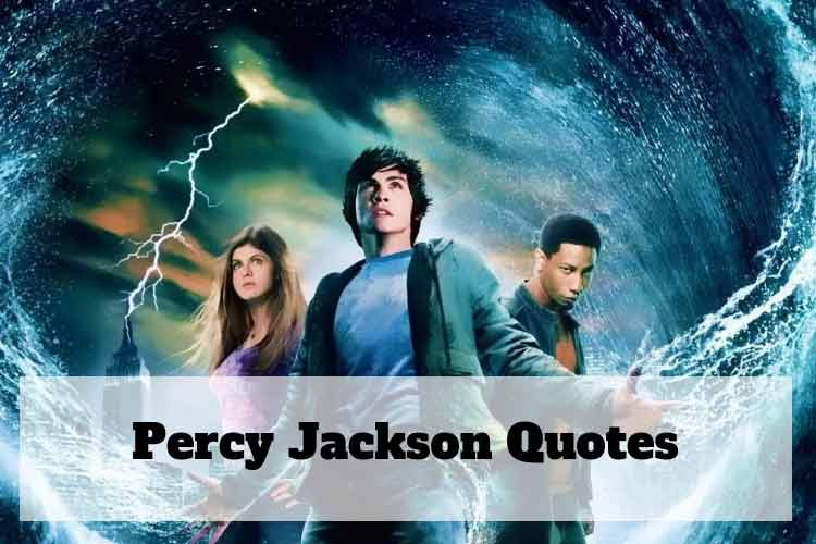 100 Hilariously Funny Percy Jackson Quotes, Novel by Rick Riordan