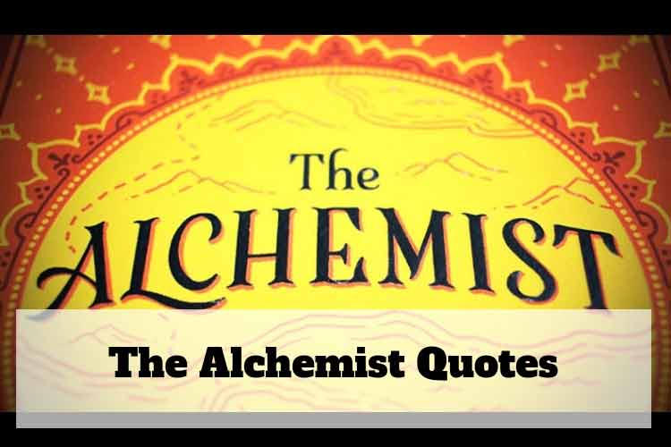23 Amazing The Alchemist Quotes, A Must-Read Book by Paulo Coelho