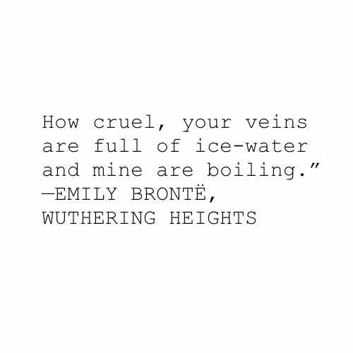 21 Wuthering Heights Quotes, Dark Love Drama by Emily Bronte