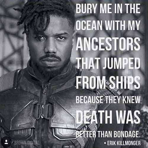 40 Black Panther Quotes The Wonderful Africa In Movie