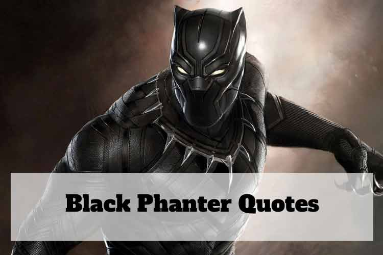 black panther quotes about wakanda