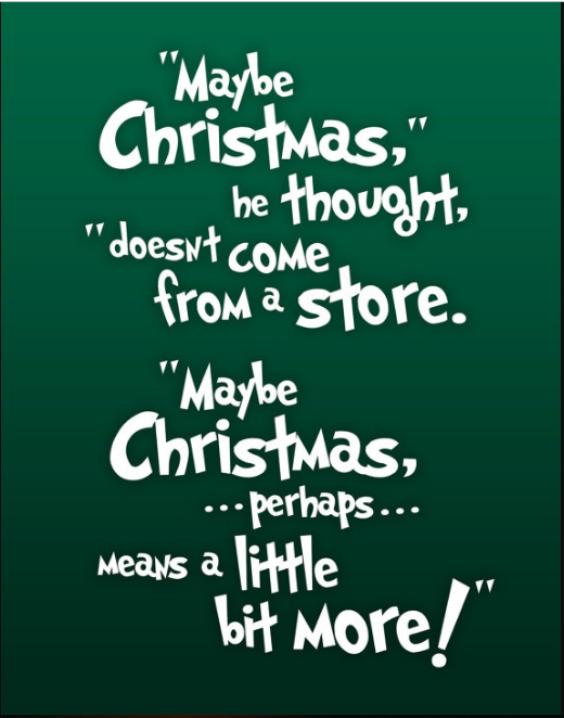 41+ The Grinch Christmas Quotes, A Unique Christmas Story