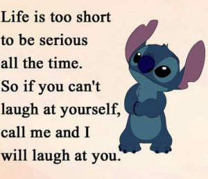 lilo and stitch quotes steal everyone's left shoe