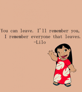 lilo e stitch quotes