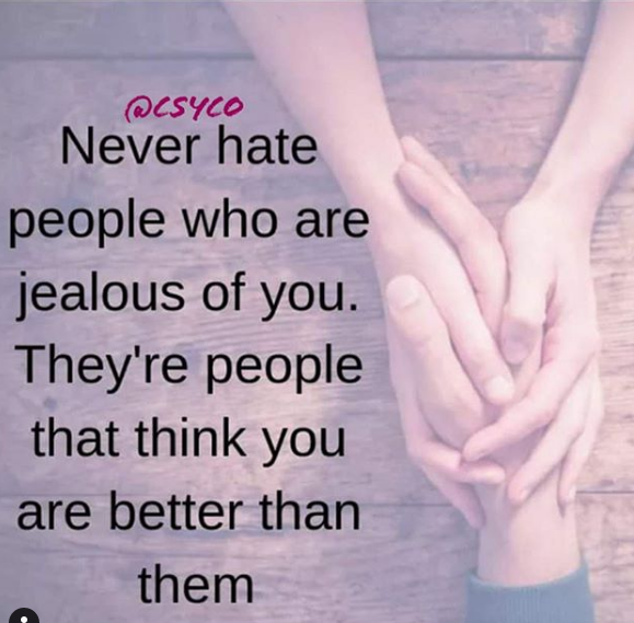 quotes for jealousy