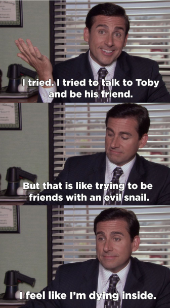 the best michael scott quotes