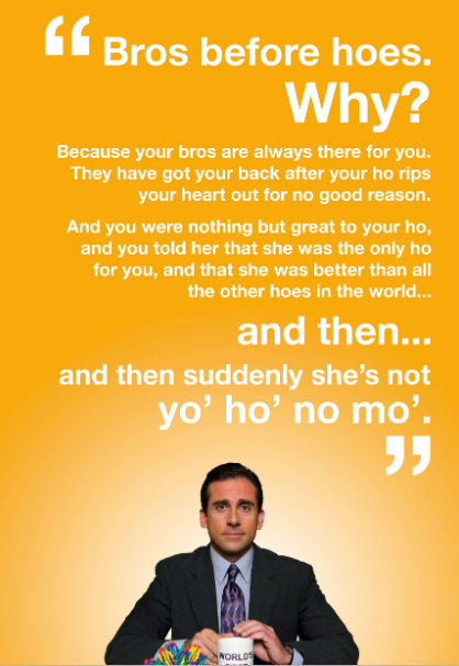 michael scott quotes about paper