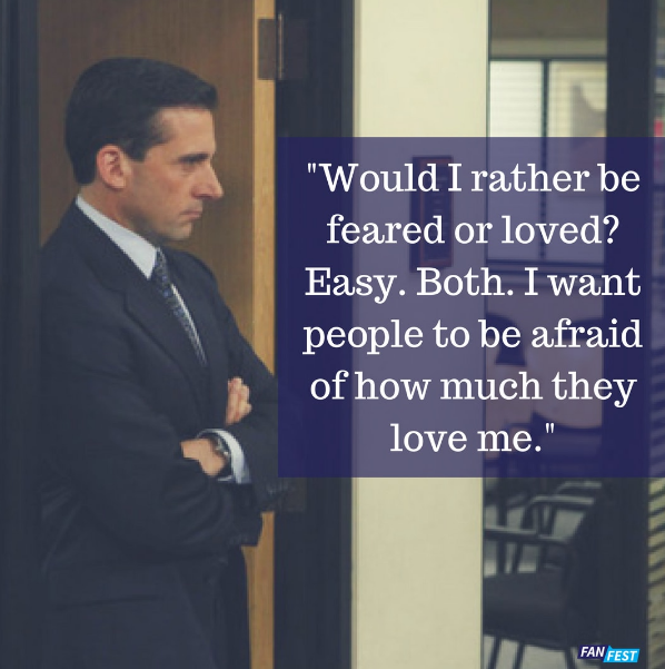 michael scott quotes inspirational