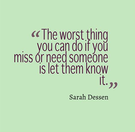 missing you quotes for friend