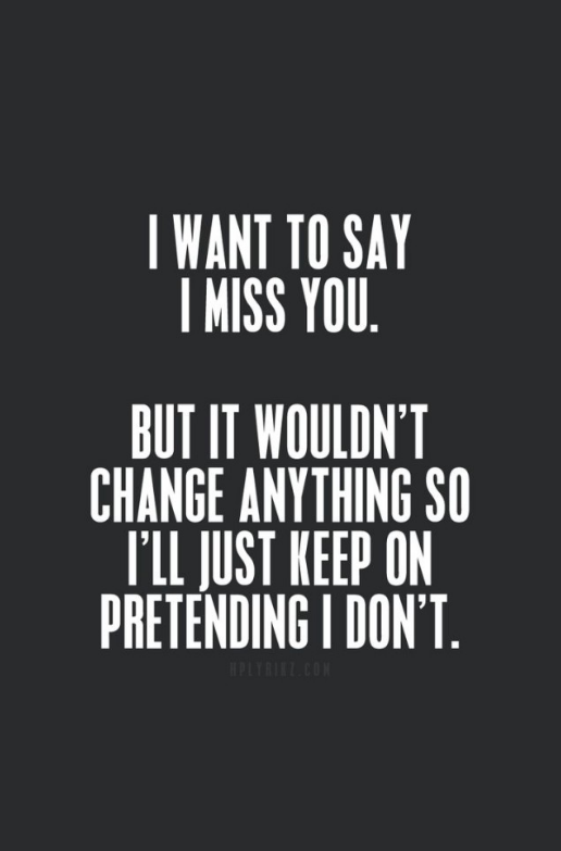 50+ Missing You Quotes, Sayings About Missing Someone