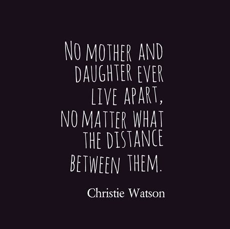 quote about daughters and mothers