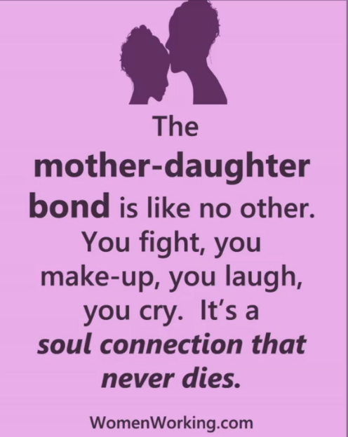 Quote on daughter