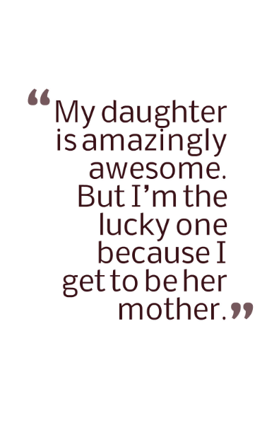 quotes about raising daughters