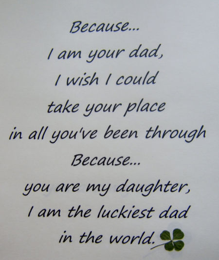 inspirational poems for daughters