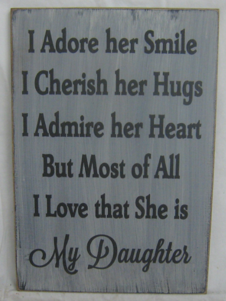 quotation daughter