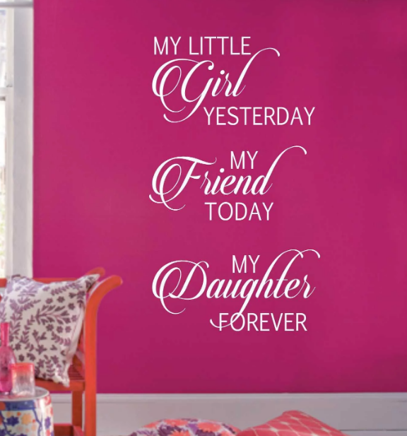 inspirational message for daughter