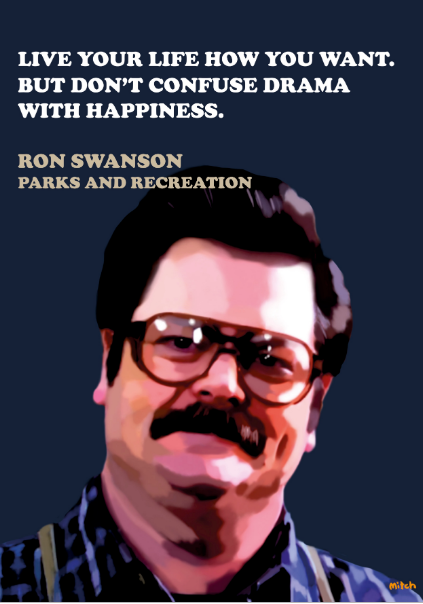 best ron swanson quotes