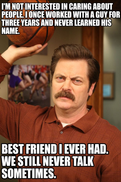 top ron swanson quotes