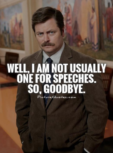 ron swanson quotes about america