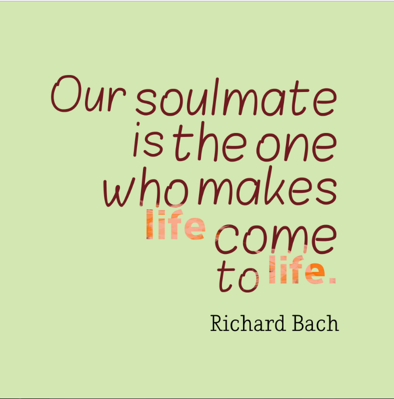 soulmate quotes pictures