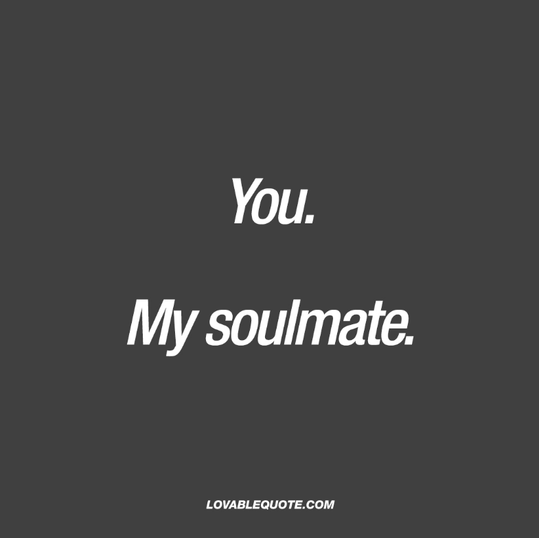 i love you my soulmate images