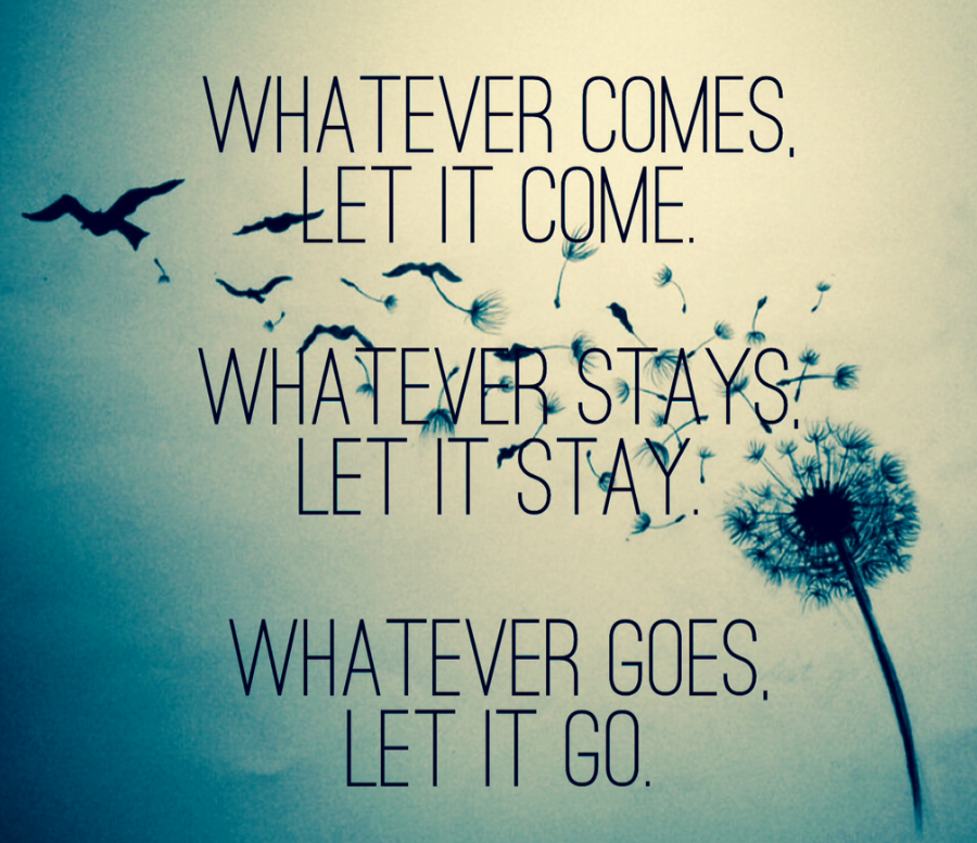 quotes about letting the past go