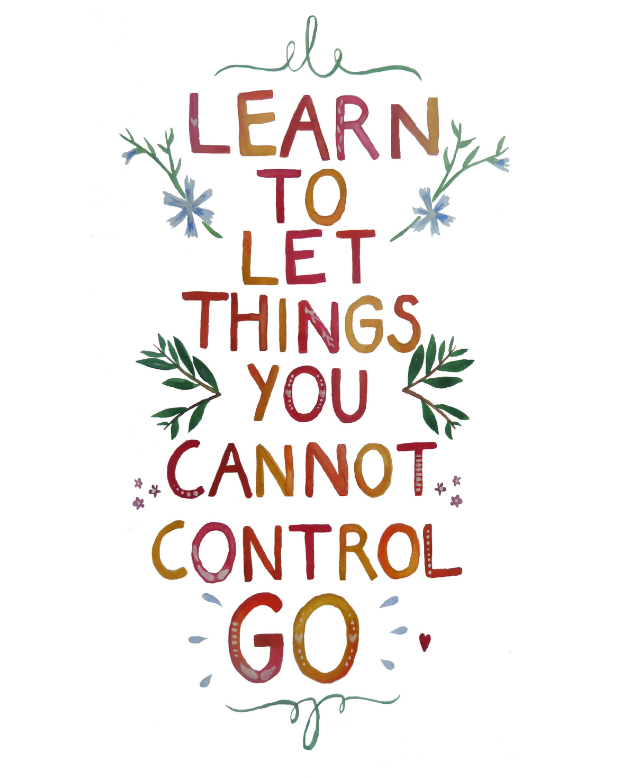 quotes for letting go