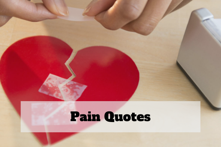 my pain quotes
