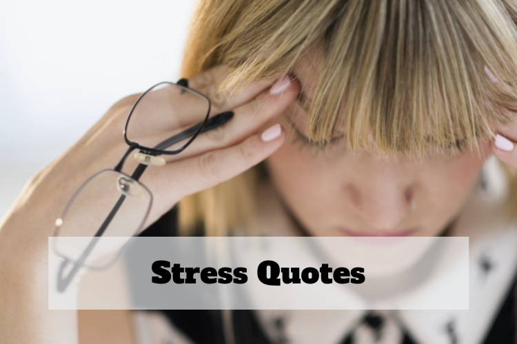 stress motivation quotes
