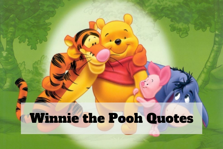 best pooh quotes