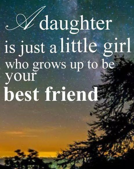 my daughter is my life quotes