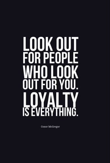 honesty loyalty respect quotes