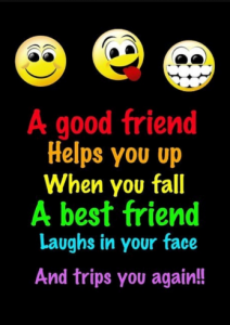 friends sayings