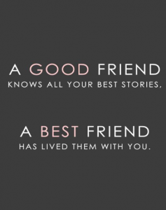 quotes to tell your best friend